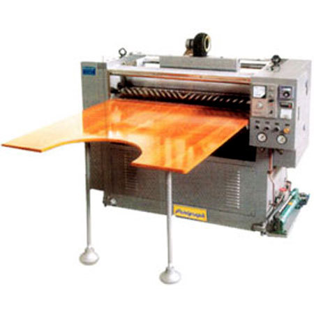 Automatic Knurling Machine