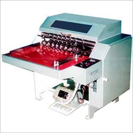 Automatic Sticker Cutting Machine
