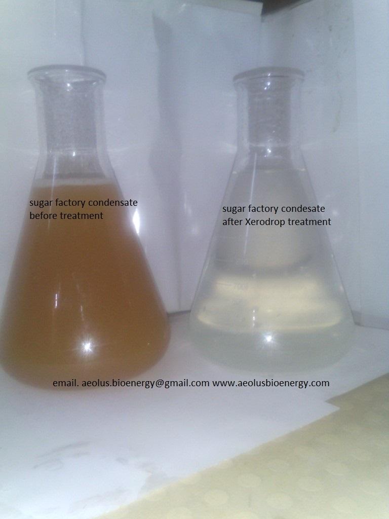 Food Industry Effluent Treatment Plant