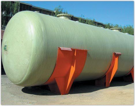 FRP/GRP Storage Tanks &Vessels