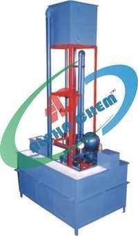 Closed Circuit Hydraulic Ram Test Rig