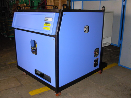 Filtration System for Hydraulic & Lubrication Oil