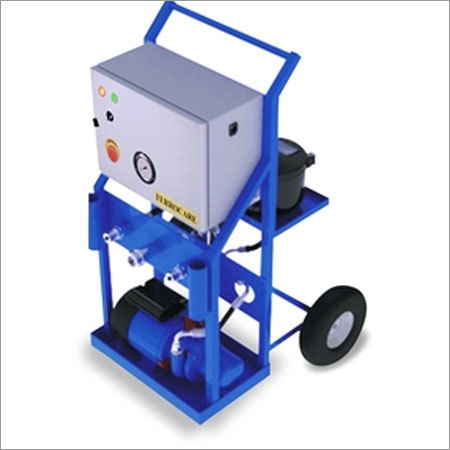 Water Glycol Fluids Filtration Unit