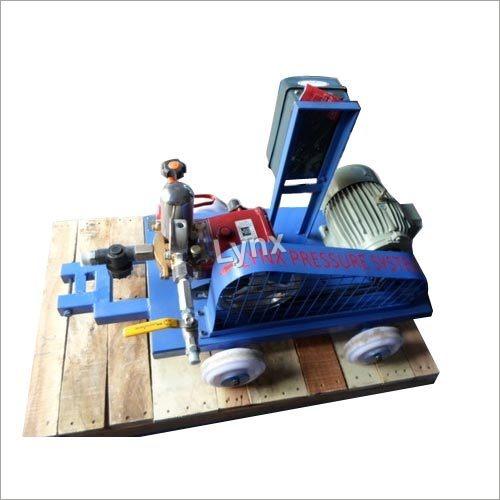 Hydrostatic Pressure Testing Pump 35 BAR