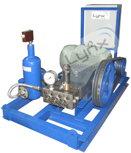 Electric Hydro Test Pump 35 BAR
