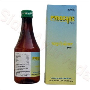 Pyrocare Syrup for Piles