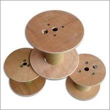 Plywood Spools