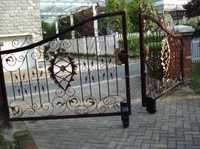 House Front Gates