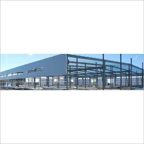 PEB Building Structure