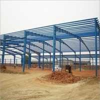 PEB Building Steel Structure