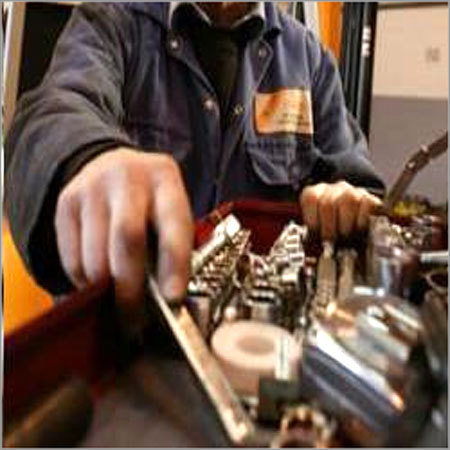 Forklift Spare Part Repairing Service