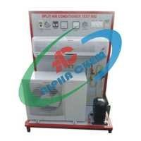 Split Air Conditioner Test Rig