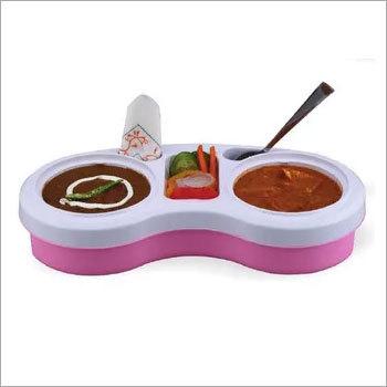 Built in Salad Bar , Spoon Stand & Napkin Holder