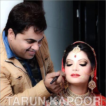 3D Bridal Makeup