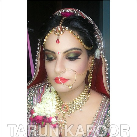 Advance Bridal Makeup