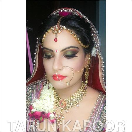 Advance Bridal Makeup