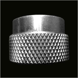 CNC Diamond Knurl Wheel