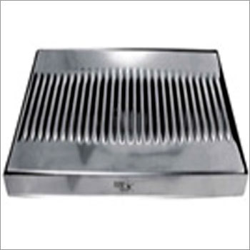 Stainless Steel Drip Tray Surface