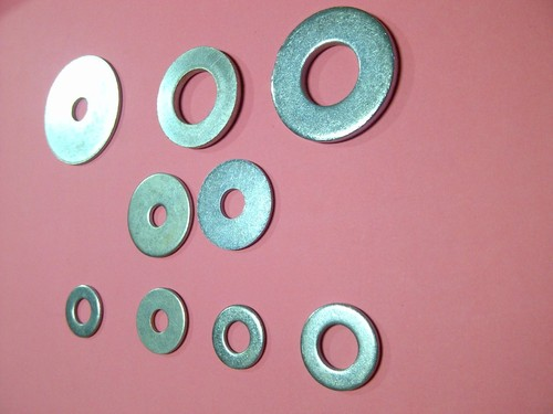 Mild Steel Plain Washer