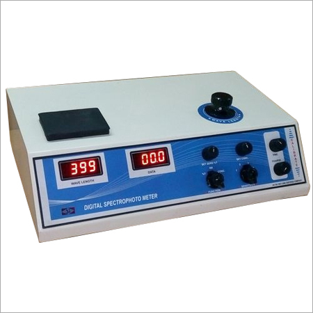 Digital Spectrophotometer Model SI-102