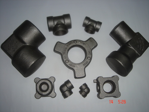 Valve and forged Fittings
