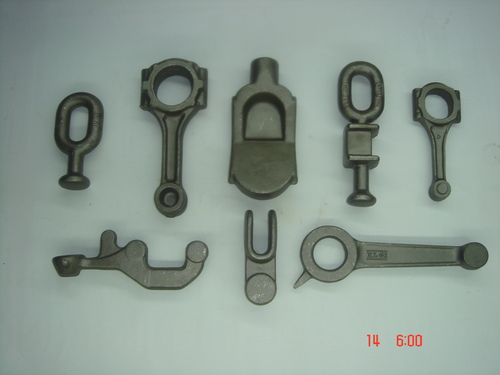 Electric Transmission Parts Forging