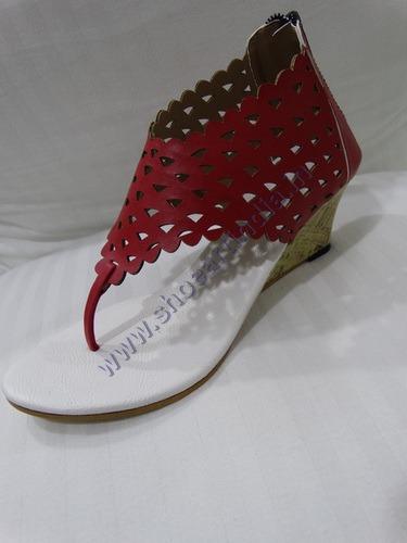 Fancy Heel Sandals