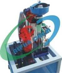 Four Stroke Single Cylinder Diesel Engine Motor Driven