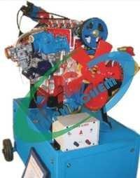 4 Stroke 4/3 Cylinder Petrol Engine Motor Driven