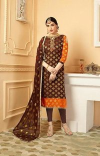 Sethnic Wholesale Supplier for Your Choice Dulhan 2839 - 2842 banarasi catalog