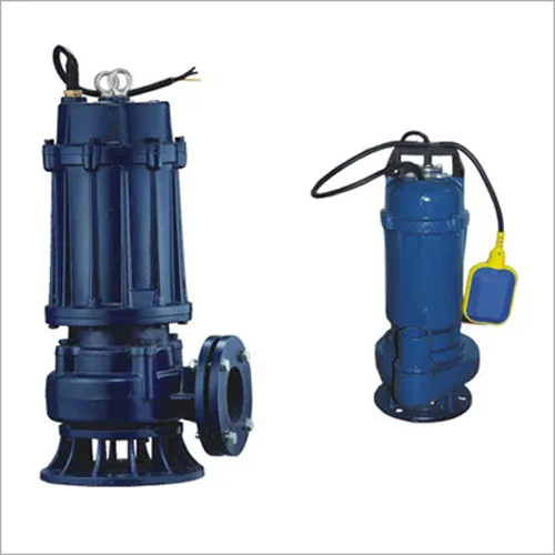 Cast Iron Sewage Vortex Pump