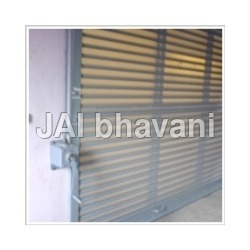 Manual Gear Type Shutters