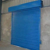 Powder Coated Shutters
