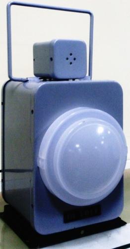 10 W LED EMERGENCY GARDEN LIGHT