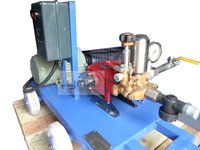 Electric Hydro Testing Pump TS 130