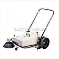 Manual Sweeper 40 LTR Heavy Duty (Stainless Steel)