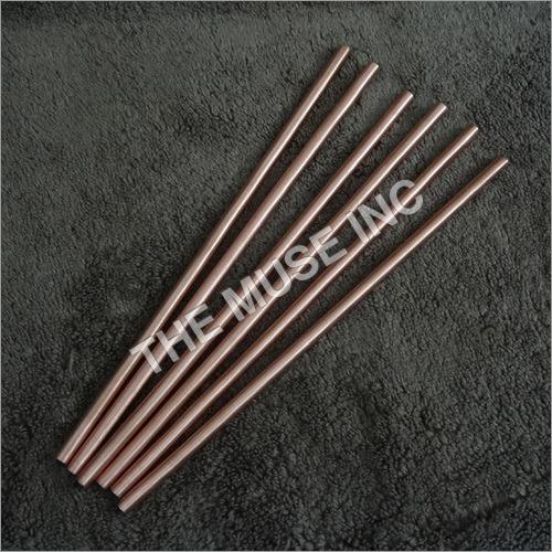 Solid Copper Straws