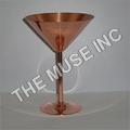 Antique Copper Goblet