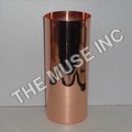 Copper High Ball Glass