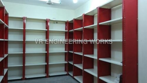 Library Shelving & Storage System