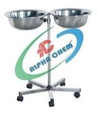 Bowl Stand Double