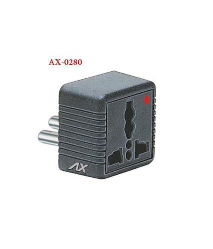 2 Pin Continental Conversion Plug W/Light