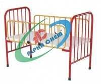 Pediatric Bed With Side Railings