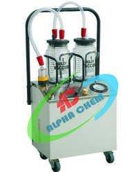 High Vacuum Suction Machine S.S