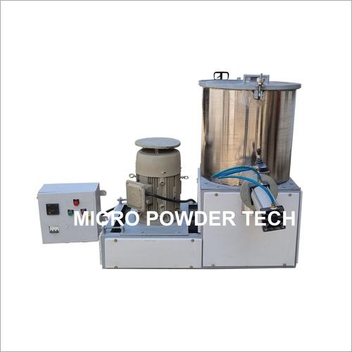 Powder Coating Premixer High Speed Batch Mixer