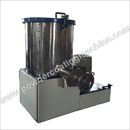 Powder Coating Premixer High Speed Batch Mixer