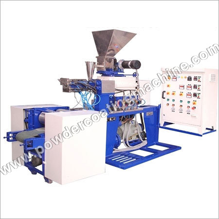 Powder Coating Twin Screw Extruder Lab cum Production Plant