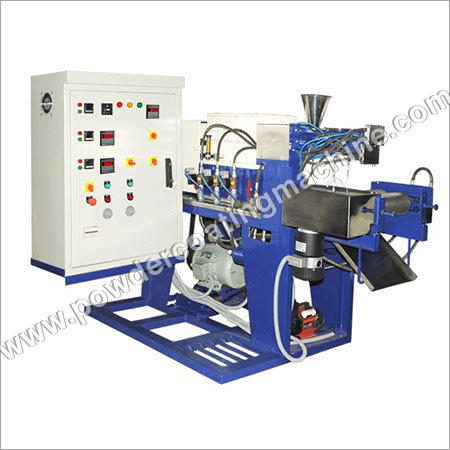 Powder Coating Lab Model Twin Screw Extruder