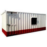 Prefabricated Storage Cabin