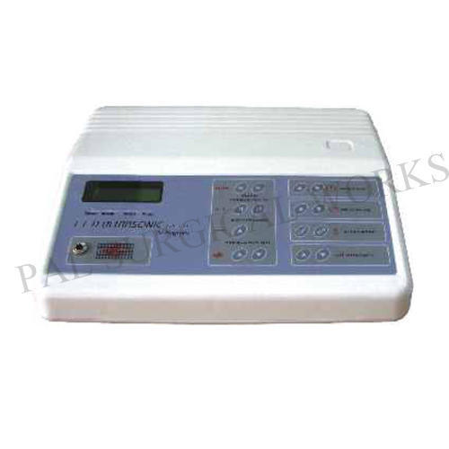 Ultrasonic Therapy (LCD) With Program